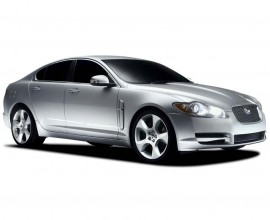 Jaguar XF 2.2d 163 Luxury Auto lease