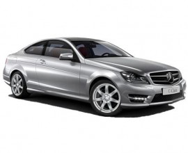 Mercedes-Benz C Class Coupe C220 CDI Exec SE Lease