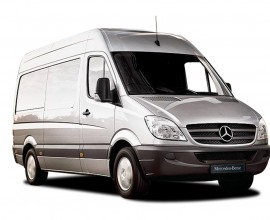 Mercedes-Benz Sprinter 313 CDI 3.5t High Roof LWB