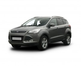 Ford Kuga Estate 2.0 TDCi 163 Titanium AWD lease