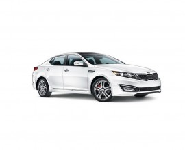 Kia Optima lease deals UK