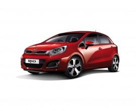 Kia Rio lease deals UK