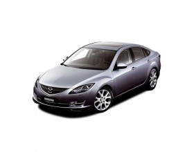 business car leasing Mazda 6 SE