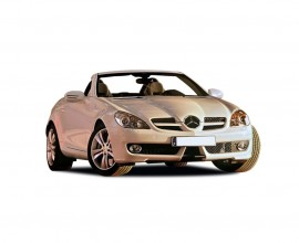 Mercedes-Benz SLK 200 AMG Sport Lease