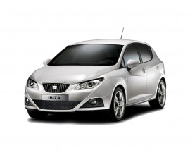 Seat IBIZA 1.2 S 5dr AC Lease