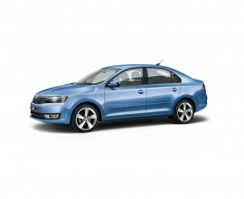Skoda Rapid 1.2 TSI SE Connect 5dr Lease