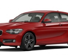 BMW 116d ED 5dr Business 5dr lease