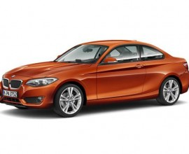BMW 218i 2 Door Coupe 1.5 Sport