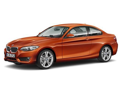 BMW 218i 2 Door Coupe 15 Sport