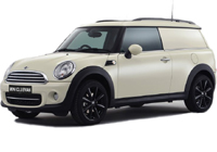 Mini Clubvan 1.6 D One lease