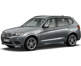 business car leasing BMW X3