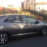 Honda civic lease
