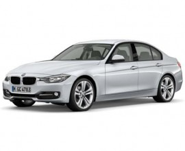 BMW 3 Series 335d xDrive M Sport Bus Media