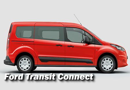 Ford Transit Connect 230 L2 Diesel Kombi Tdci 95ps Car Lease 4 U