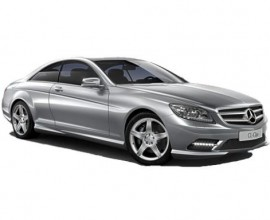 Mercedes-Benz CL COUPE CL 500 CGI BlueEFFICIENCY Auto