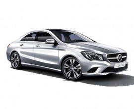 Mercedes-Benz CLA CLASS SALOON CLA 180 Sport 4dr Lease