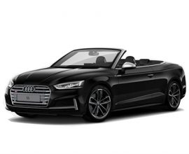 New Audi A5 CABRIOLET lease deals