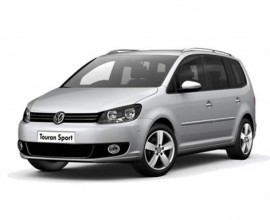 personal car lease Volkswagen Touran