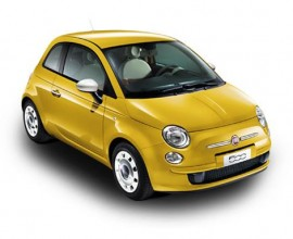 personal car leasing fiat 500 hatchback