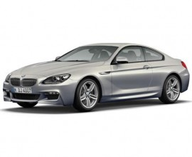 business car leasing BMW 6 series