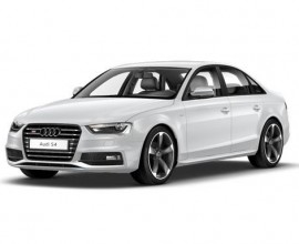 business car leasing Audi A4