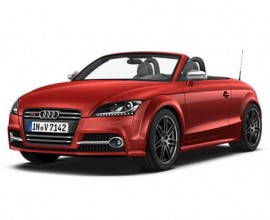 business car leasing Audi TT roadster