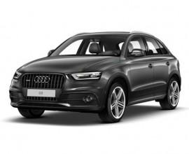 business car leasing Audi q3