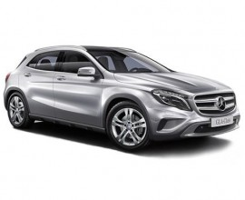 business car leasing Mercedes GLA CLASS HATCHBACK