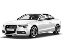 business car leasing audi A5 coupe