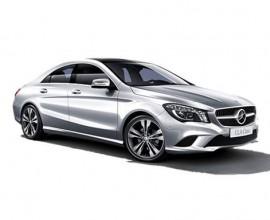 personal car leasing Mercedes benz cla