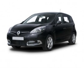business car leasing Renault SCENIC ESTATE