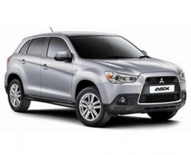 personal car lease Mitsubishi ASX