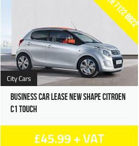 Citroen C1 car leasing deals