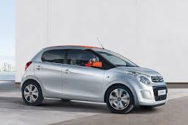 business car lease New shape Citroen C1 touch