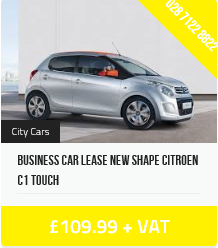Citroen C1 car leasing deals