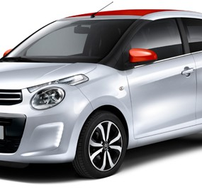 personal car lease Citroen C1