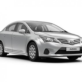Business car lease Toyota Avensis 2.0D Man Icon Business edition