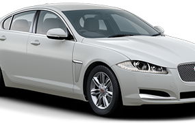 Jaguar XF business lease