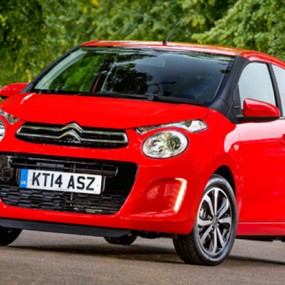 Citroen C1 lease cars
