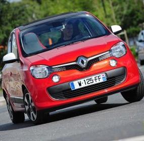 Renault Twingo lease deals
