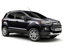business lease Ford ecosport