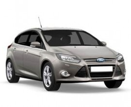 Ford Focus ST3 business lease