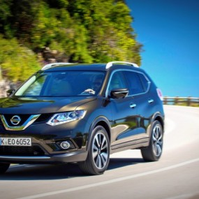 New Nissan X-Trail achieved maximum EuroNCAP safety ratings