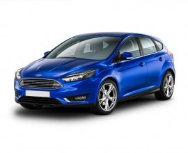 ford focus hatchback business lease