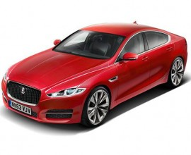 jaguar xe saloon business lease