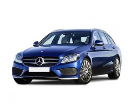 mercedes benz c class estate business lease