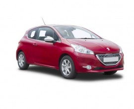 peugeot 208 business lease