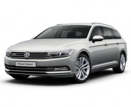 volkswagen passat estate business lease