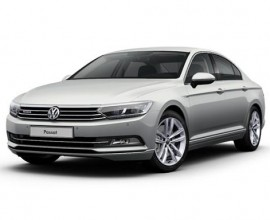 volkswagen passat saloon business lease