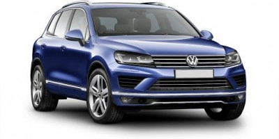 volkswagen touareg business lease